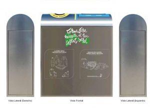 contenedor compacto promocional