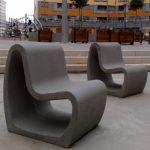 asiento tube individual sin respaldo