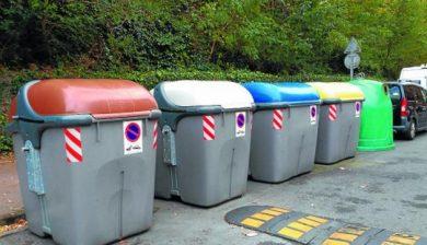 contenedores urbanos