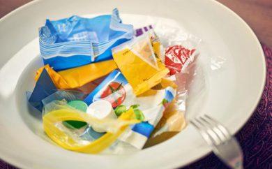 dieta microplásticos